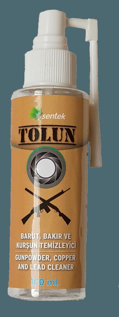 Tolun Barut, Bakır ve Kurşun Temizleyici - Tolun GunPowder, Copper and Lead Cleaner