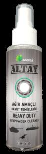 Altay Ağır Amaçlı Barut Temizleyici - Altay Heavy Duty GunPowder Cleaner - Sentek