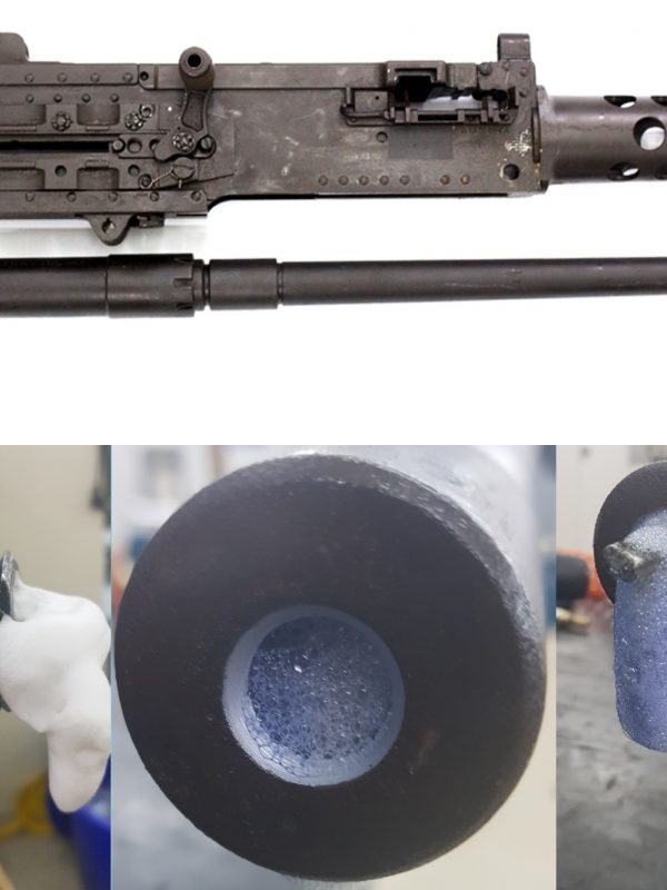 Uçaksavar Temizleme, Namlu Temizleme, Anti-aircraft Weapon Cleaning