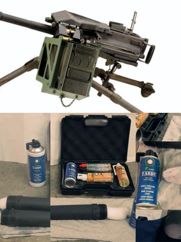 Otomatik Bombaatar Temizleme, Automatic Grenade Launcher Cleaning