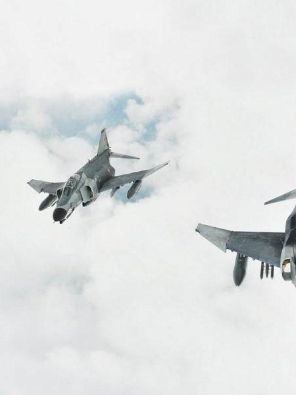 Sentek Kimya ve Savunma - Savaş Uçağı Silah Temizleme